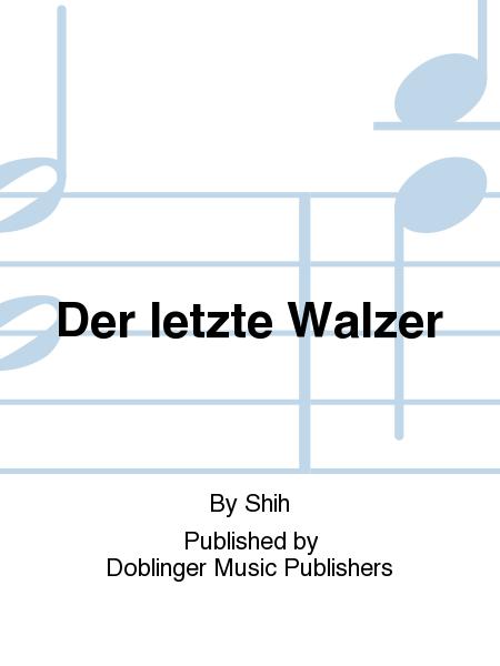 Der letzte Walzer