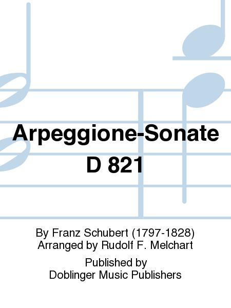 Arpeggione-Sonate D 821