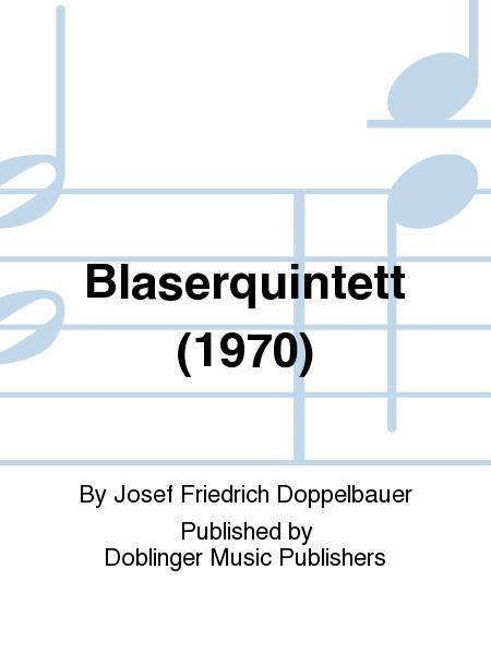 Blaserquintett (1970)