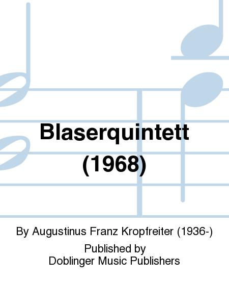Blaserquintett (1968)