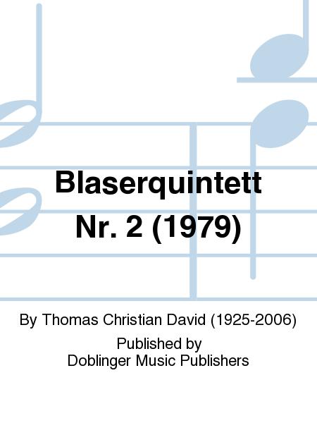 Blaserquintett Nr. 2 (1979)
