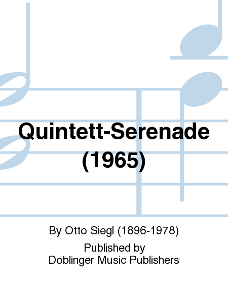 Quintett-Serenade (1965)