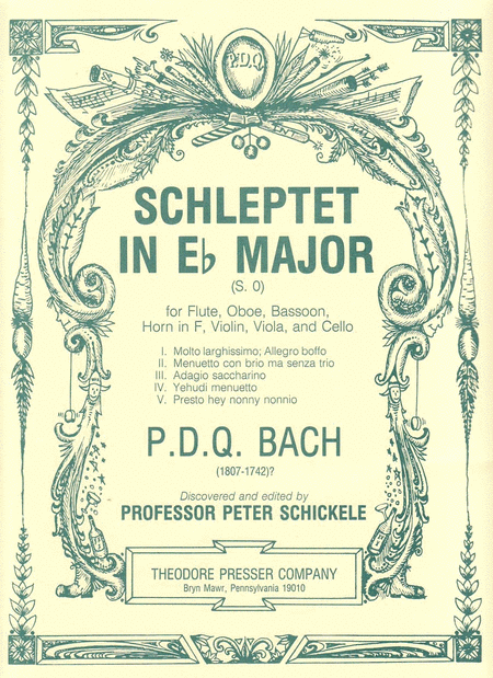 Schleptet in E-Flat Major