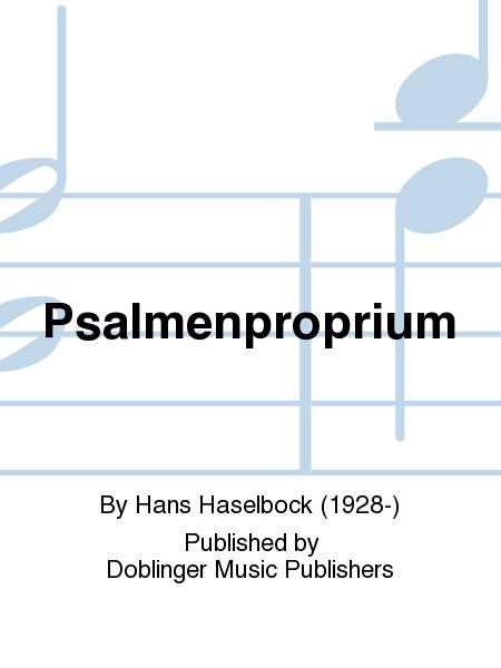 Psalmenproprium