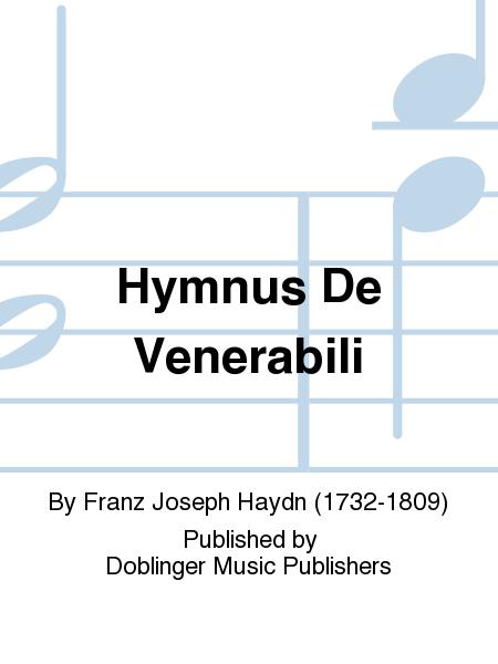 Hymnus De Venerabili