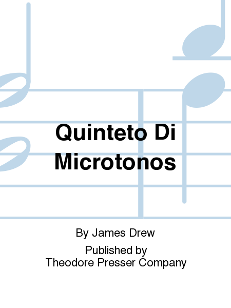 Quinteto Di Microtonos