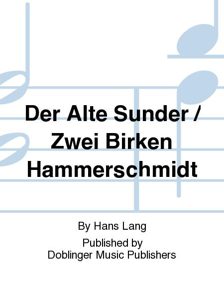 Der Alte Sunder / Zwei Birken Hammerschmidt