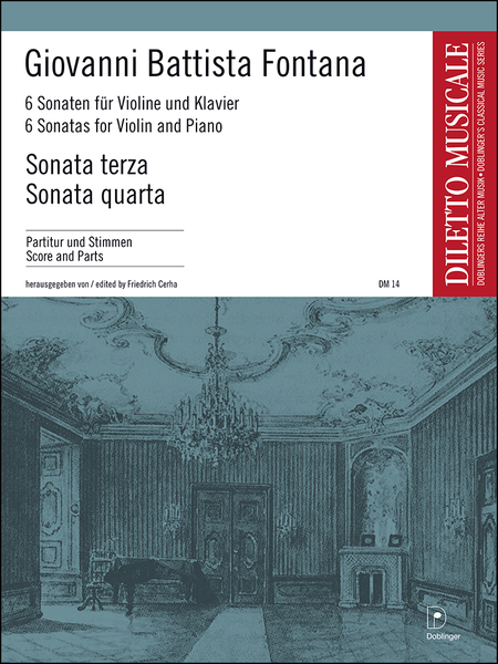 6 Sonaten Band 2 Sonata terza in C & Sonata quarta in G