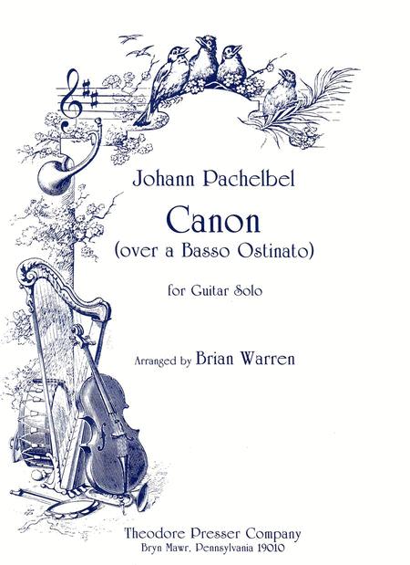 Canon (Over A Basso Ostinato)