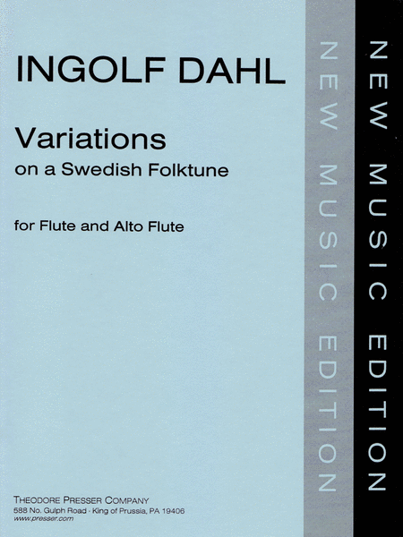 Variations On A Swedish Folktune