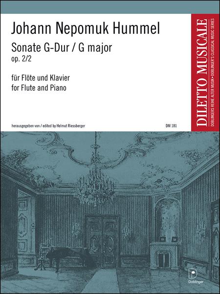 Sonate G-Dur op. 2 / 2