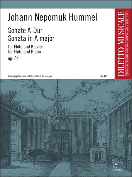 Sonate A-Dur Op. 64