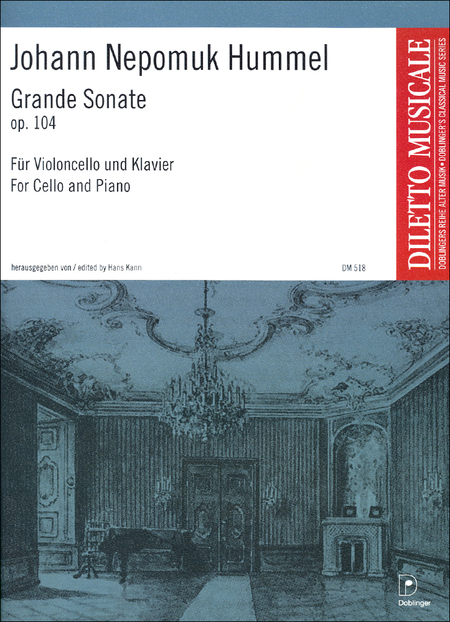 Grande Sonate A-Dur op. 104