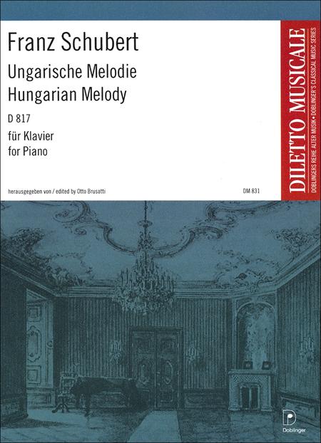 Ungarische Melodie h-moll D 817