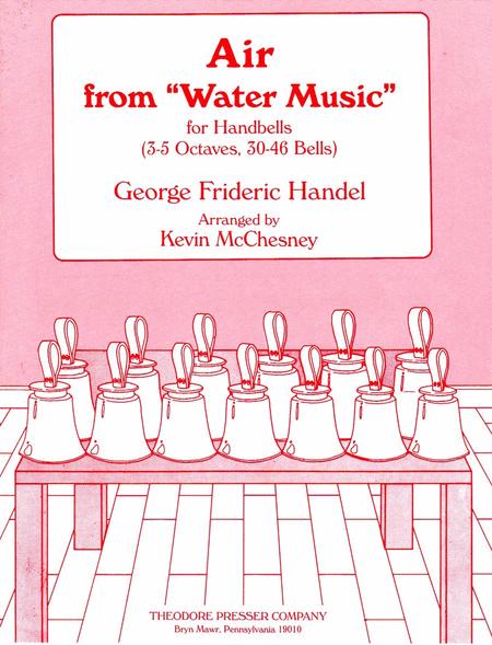 Air from Water Music (Handbell)