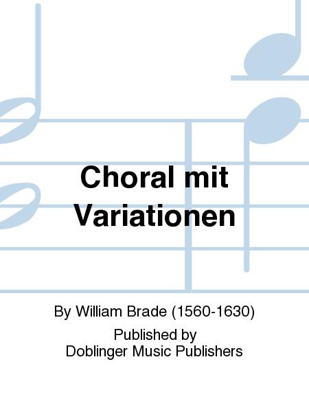 Choral mit Variationen