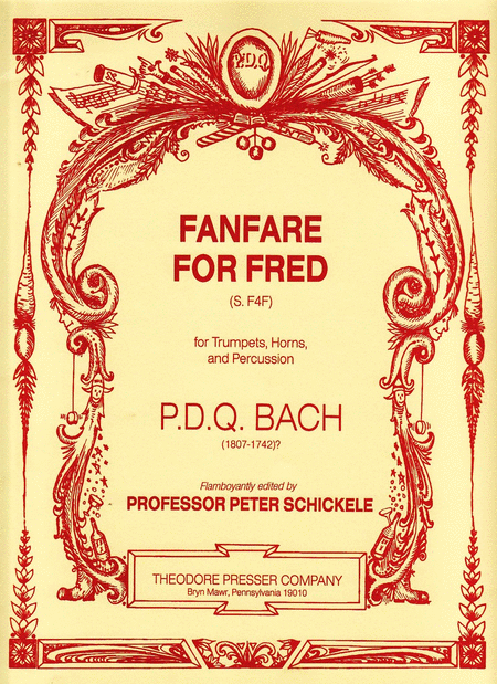 Fanfare for Fred
