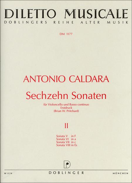 16 Sonaten Heft 2