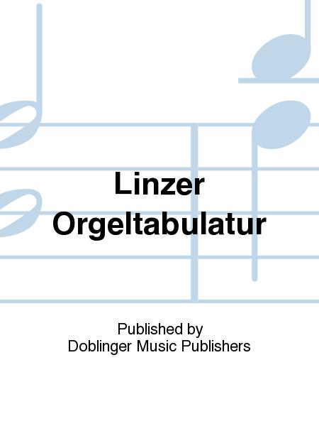 Linzer Orgeltabulatur