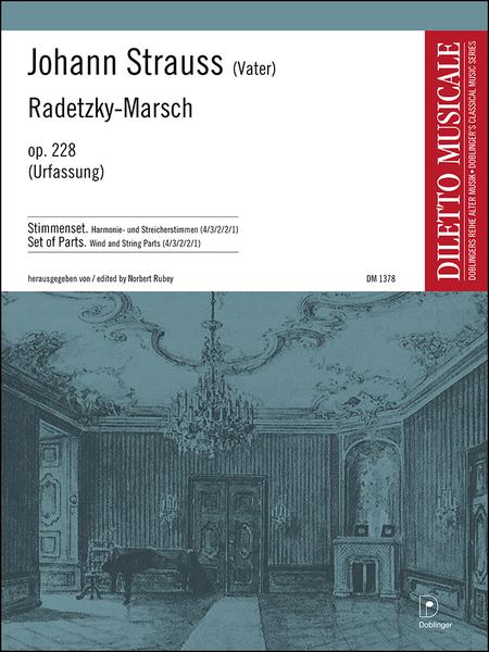 Radetzky-Marsch op. 228 (Urfassung)