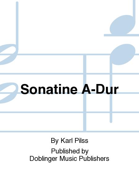 Sonatine A-Dur