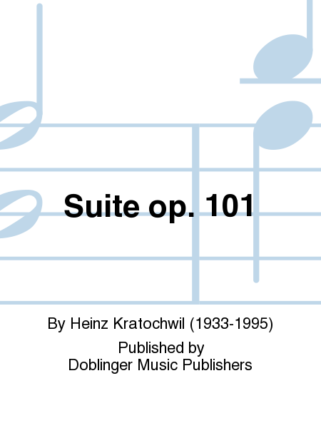 Suite op. 101