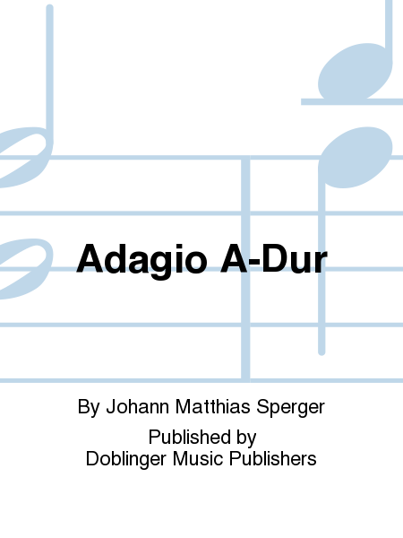 Adagio A-Dur