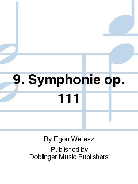 9. Symphonie op. 111