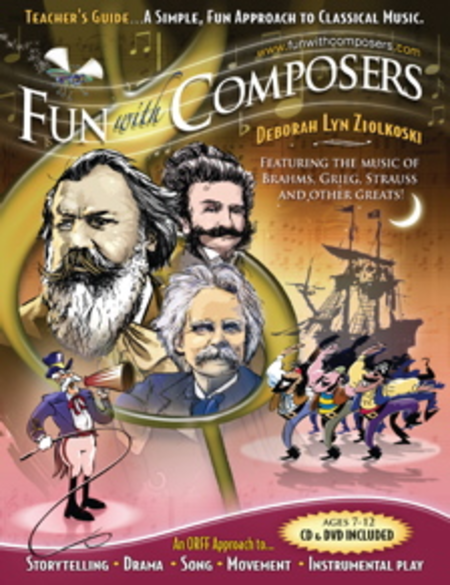 Fun with Composers - Teacher Guide (Ages 7-12)