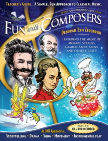 Fun with Composers - Teacher's Guide (Ages 3-6)