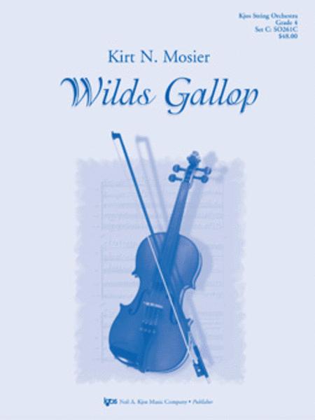 Wilds Gallop - Score
