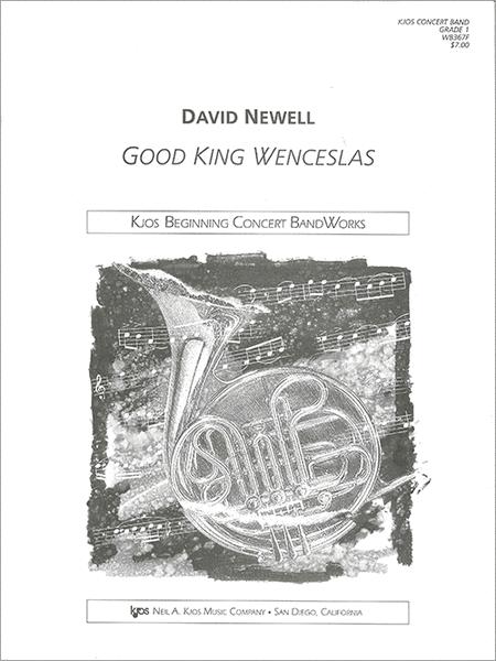 Good King Wenceslas - Score