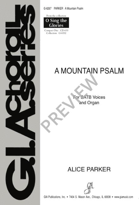A Mountain Psalm