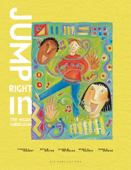 Jump Right In: Teacher's Edition, Grade 3