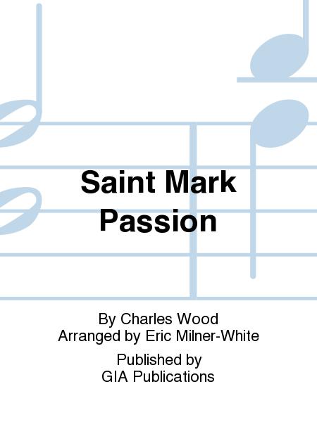 Saint Mark Passion