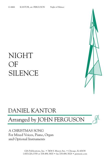 Night of Silence (Full Score)