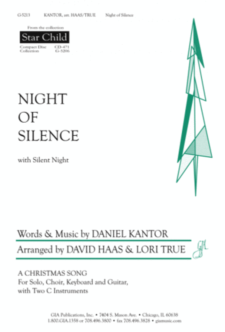 Night of Silence / Silent Night (Instrumental Parts)