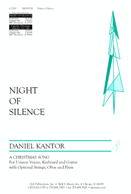 Night of Silence (Instrumental Parts) and Full Score)