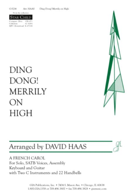 Ding Dong Merrily on High - Handbells