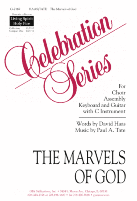 The Marvels of God - Guitar edition