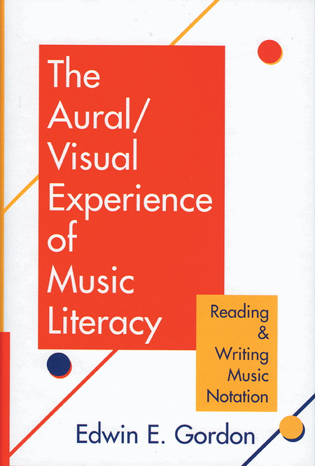 The Aural Visual Experience of Music Literacy