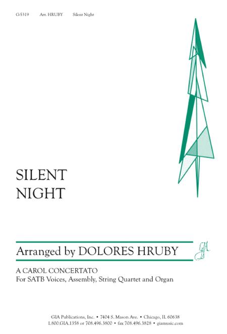 Silent Night (Instrumental Parts)