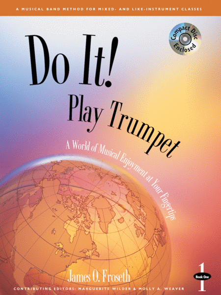 Do It! Play Trumpet Book 1 & CD