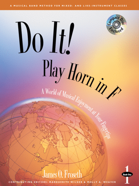 Do It! Play Horn in F - Book 1