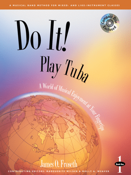 Do It! Play Tuba - Book 1 & CD