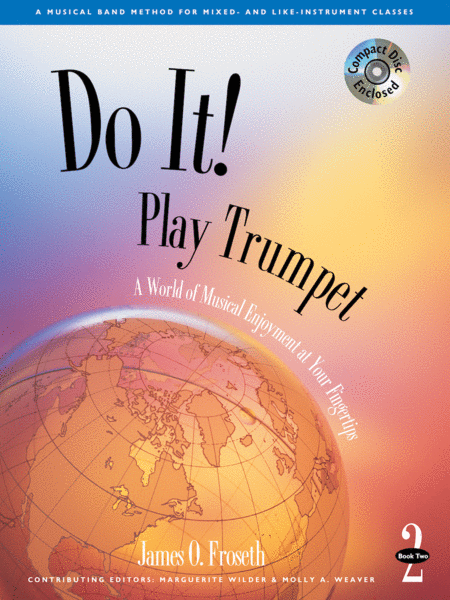 Do It! Play Trumpet - Book 2 & CD