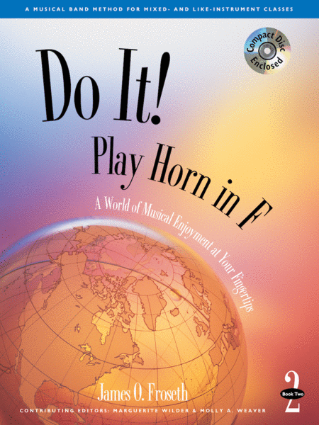 Do It! Play French Horn - Book 2 & CD
