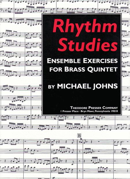 Rhythm Studies