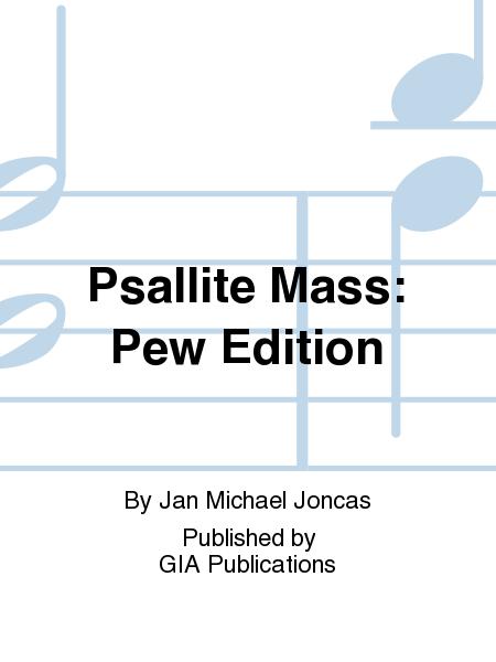 Psallite Mass: Pew Edition