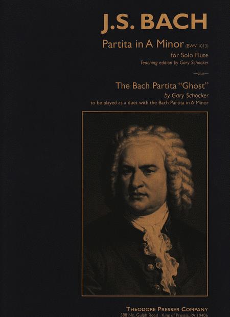 Partita in A Minor for Solo Flute and the Bach Partita